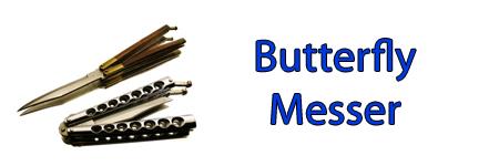 Butterfly Messer – Infos zu diesem speziellen Messer